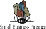 CDC Small Business Finance logo