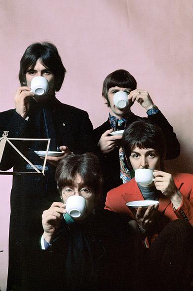 High Tea with the Beatles