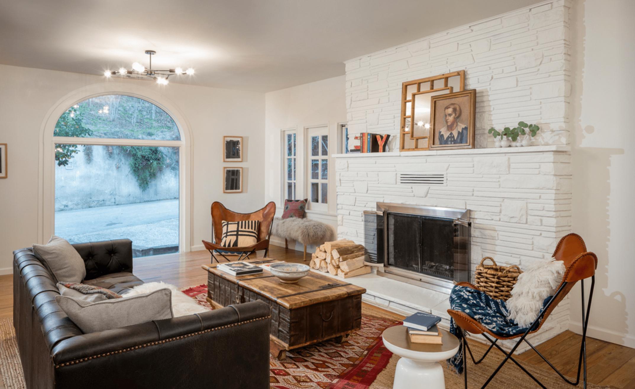 3623 Latrobe St., Los Angeles, CA 90031 Living Room 2